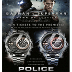 اسپانسرشیپ رسمی فیلم بتمن در برابر سوپرمن